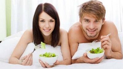 Descubre la sex diet