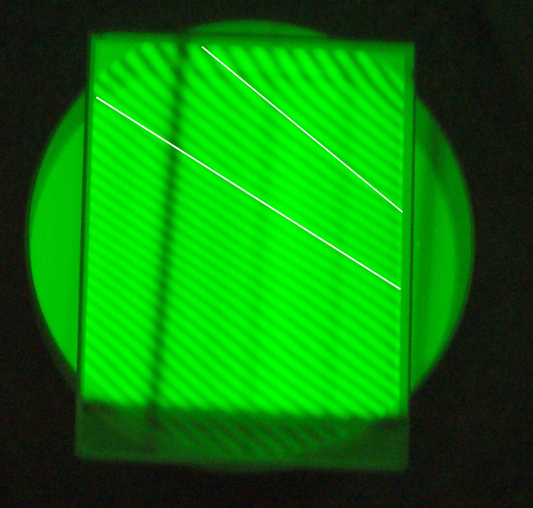 Modern commercial 3 mm float glass