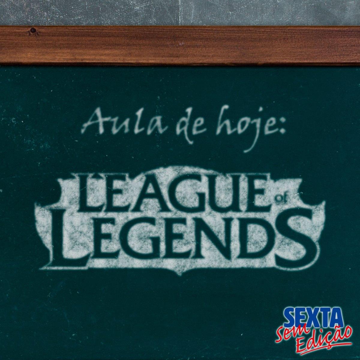 SSE 007 - Aula de League of Legends