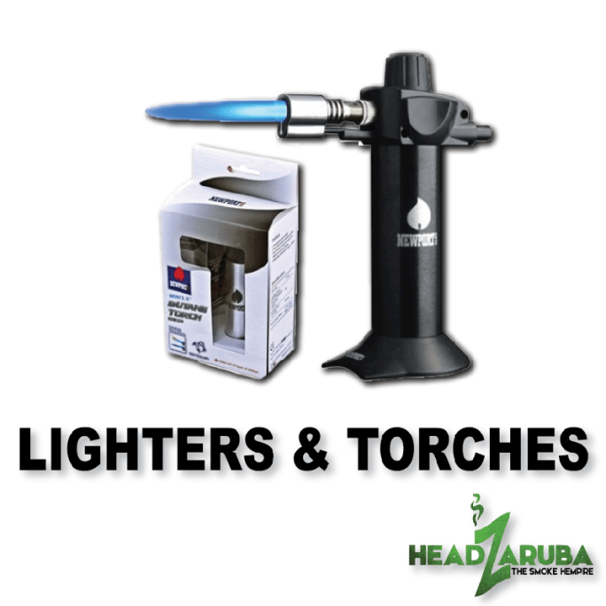 Lighters & Torches