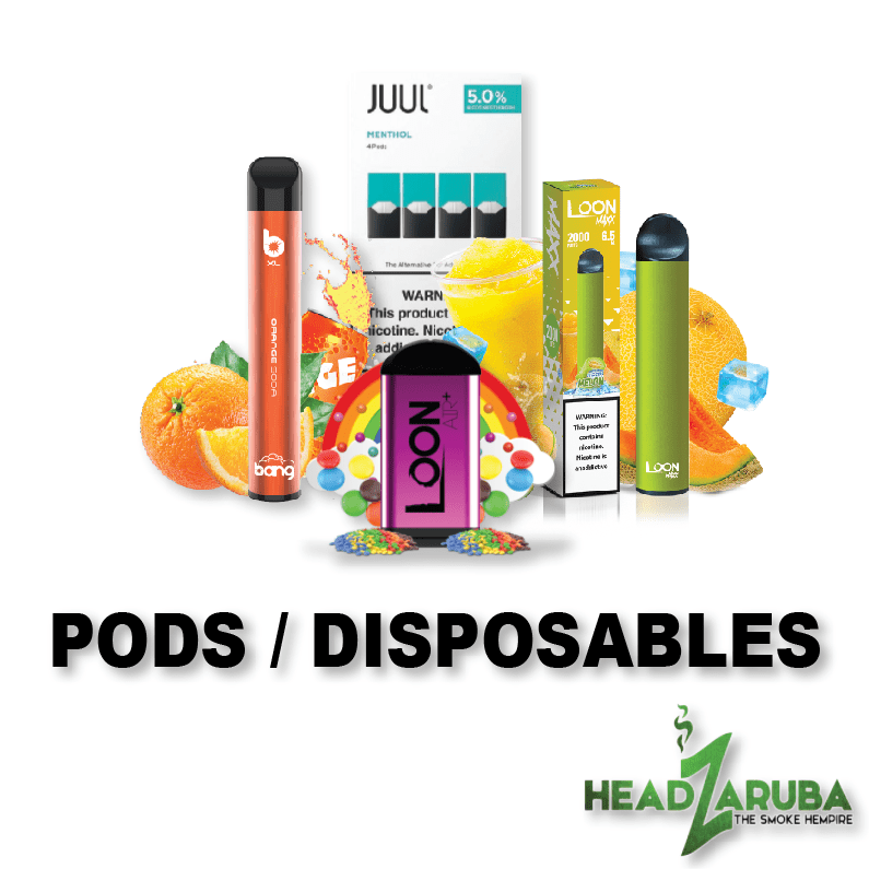Pods & Disposables