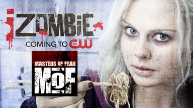 Finally iZombie Arrives On TV