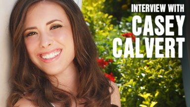 Interview: A Friendly Chat with Casey Calvert