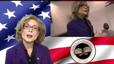 Nina Hartley Plays Hillary Clinton in New Porn Parody