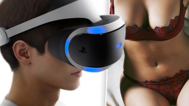 3D Porn For the PSVR 1