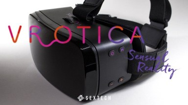 VROTICA launches the world's easiest Virtual Reality Headset 8