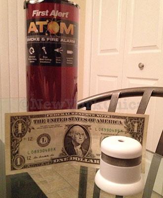 First Alert Atom P1000