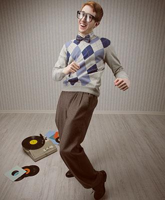 nerd music