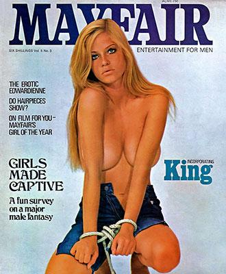 Mayfair magazine
