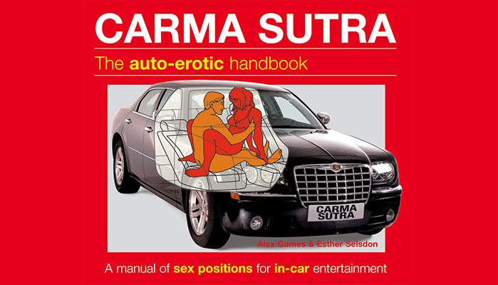 Carma Sutra: A Guide for Car Sex