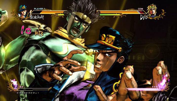 Game Review: All Star Battle: JoJo's Bizarre Adventure