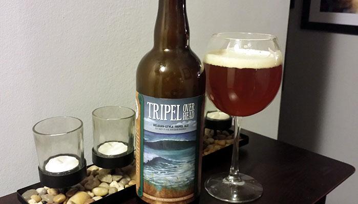 Henry Deltoid's Beer Review: Tripel Overhead