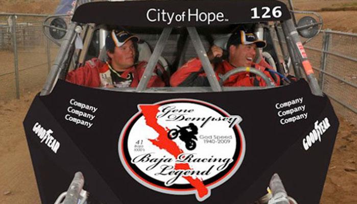 Interview: Baja Winner Chuck Dempsey