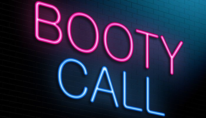 Booty Calls from a Woman's Perspective