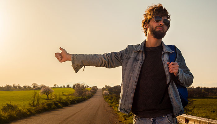 """Ditch your """"No Hitchhikers"""" Rule"""