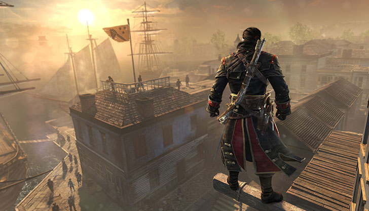 Game Review: Assassin's Creed Rogue