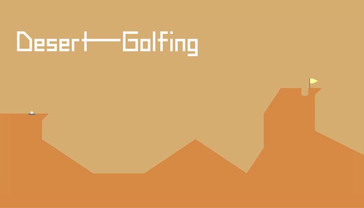 App review: Desert Golfing