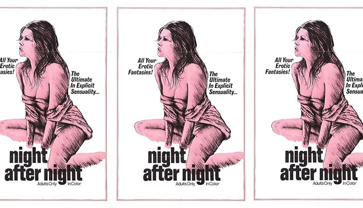 Retro Porn Review - Night After Night