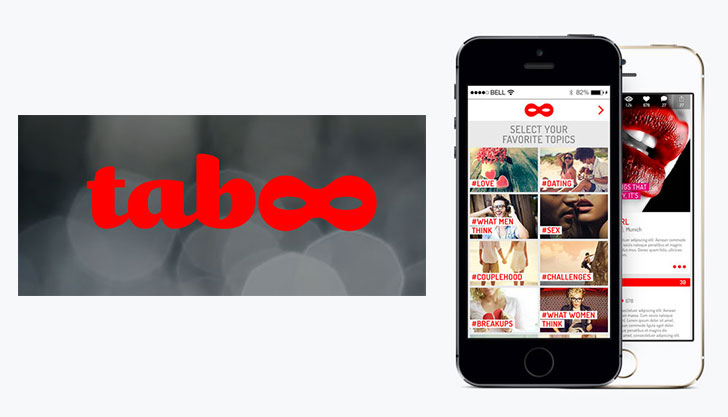 Taboo: The App That Plans To Break Them