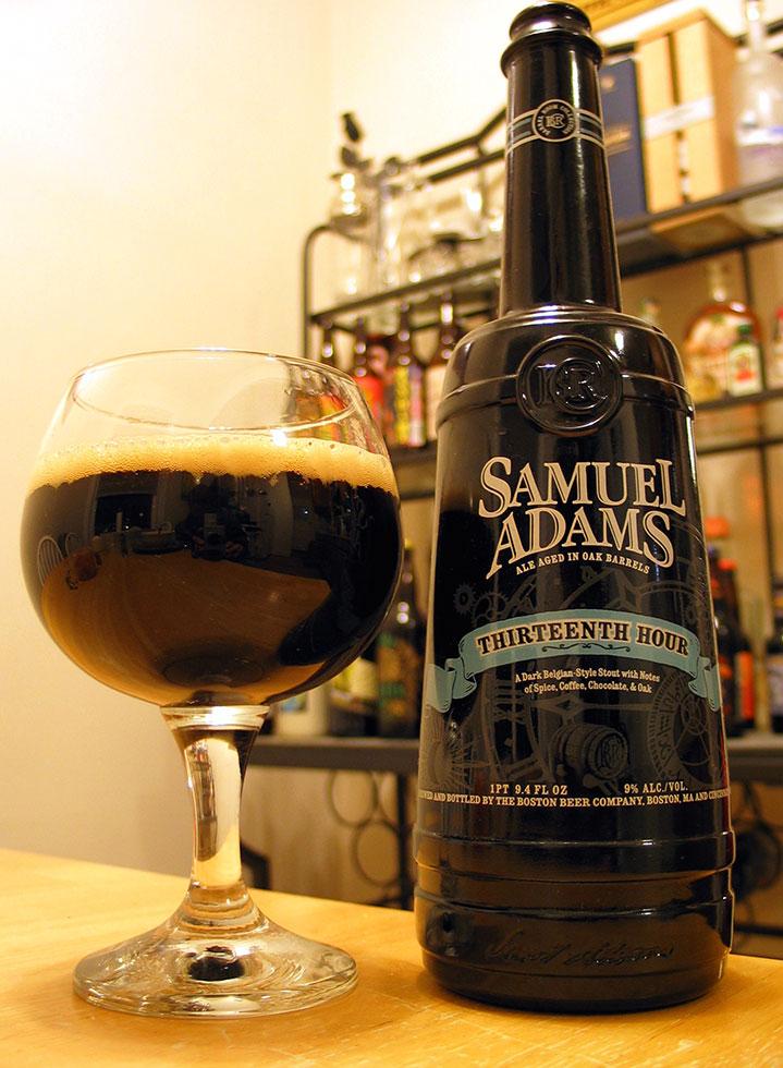 Henry Deltoid's Beer Review: Samuel Adams Thirteenth Hour