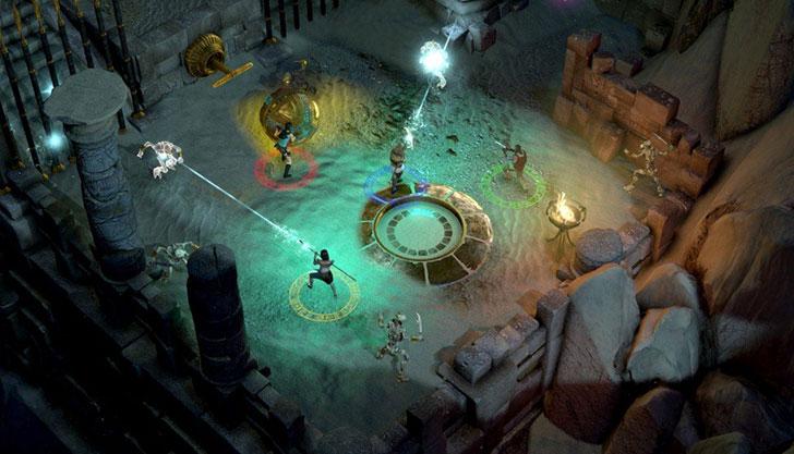 Game Review: Lara Croft & the Temple of Osiris