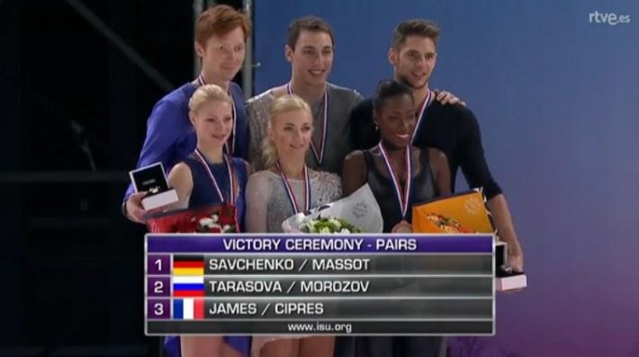 Trophée France 2016