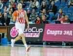 Whitney Knight, experiencia WNBA para el Campus Promete LF1