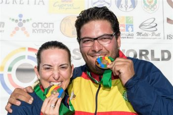 Alberto Fernandez y Fátima Gálvez - Dúos mixtos