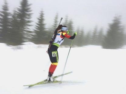 Victoria Padial - IBU CUP 1 - 1ª prueba
