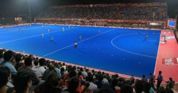 Kalinga Stadium - #RedSticks