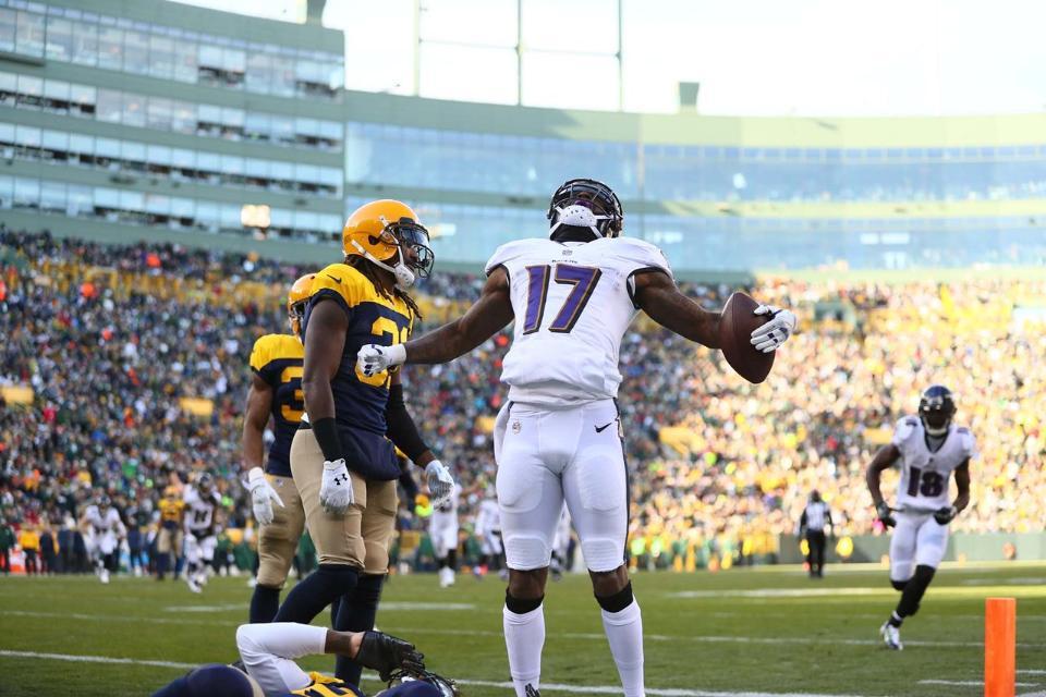 AFC Norte – Semana 11 – Ravens se aprovechan de unos Packers ...