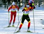 Victoria Padial - IBU CUP 2017 - Lenzerheide Sprint