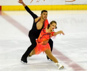 Malene Nichita-Basquin y Jaime García