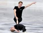 Ioulia Chtchetinina y Mikhail Akulov