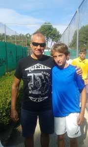 Rodrigo y Mico Margets