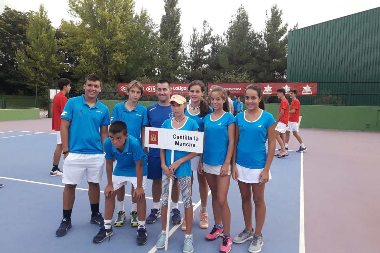 Equipo de Castilla La Mancha infantil