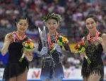 Podio NHK Trophy
