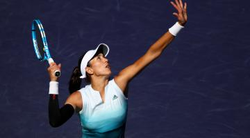 Muguruza Indian Wells