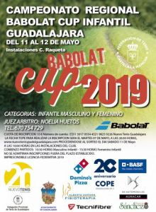 Torneo regional de babolat