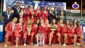 rfen, volos, waterpolo, oro, juvenil, 2019