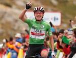 Tercera victoria de etapa para Pogacar / Photo Gómez Sport
