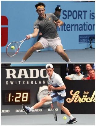 Dominic dominó en su tierra de nuevo. Thiem es el campeón del ATP 500 de Viena