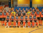 Foto de equipo del Burela FS