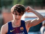 Bernat Erta, campeón de España de 400 m