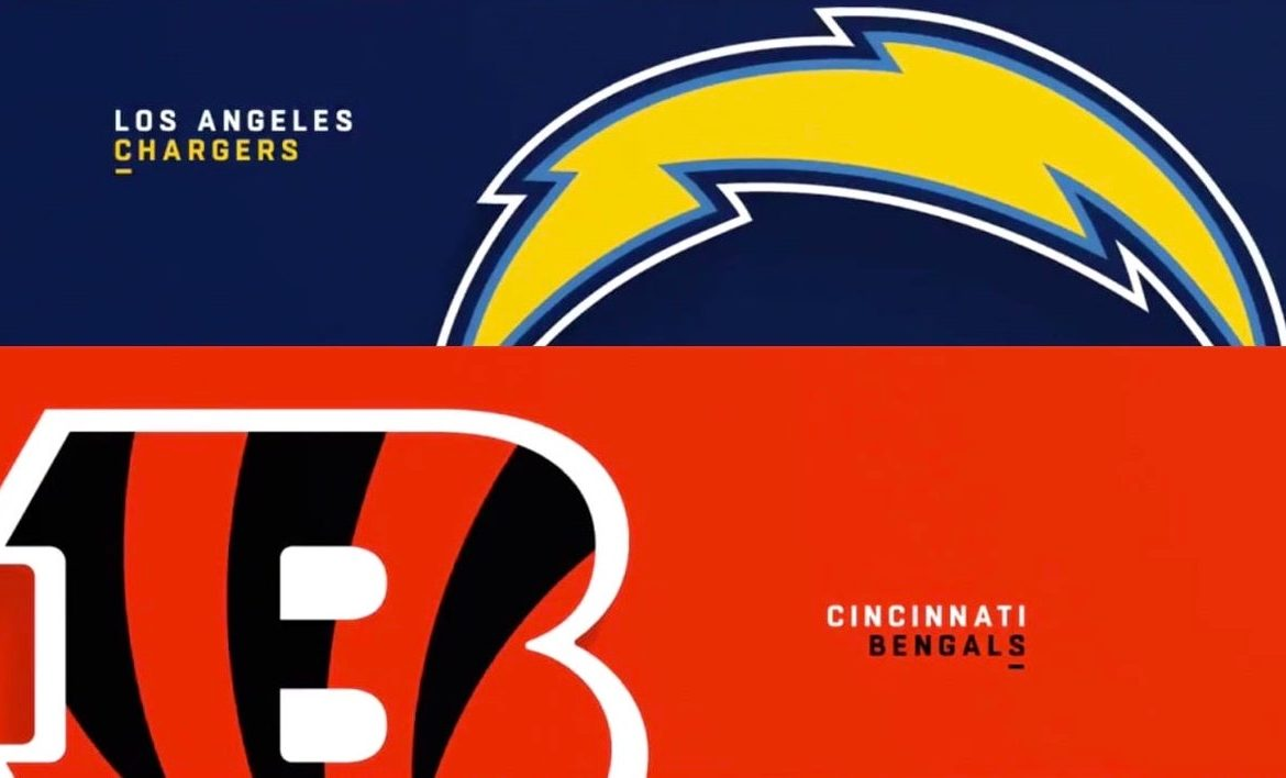 Chargers vs Bengals