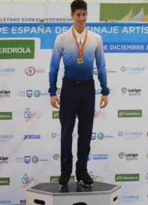 Aleix Gabara, campeonato nacional 2019