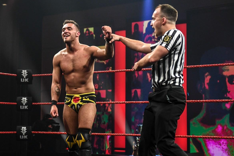 El Niño Anónimo en NXT