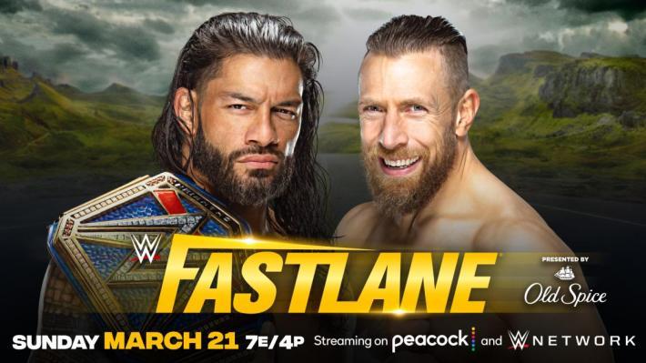 Reigns vs Bryan por el título universal en Fastlane