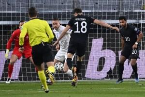 Alemania vs Islandia