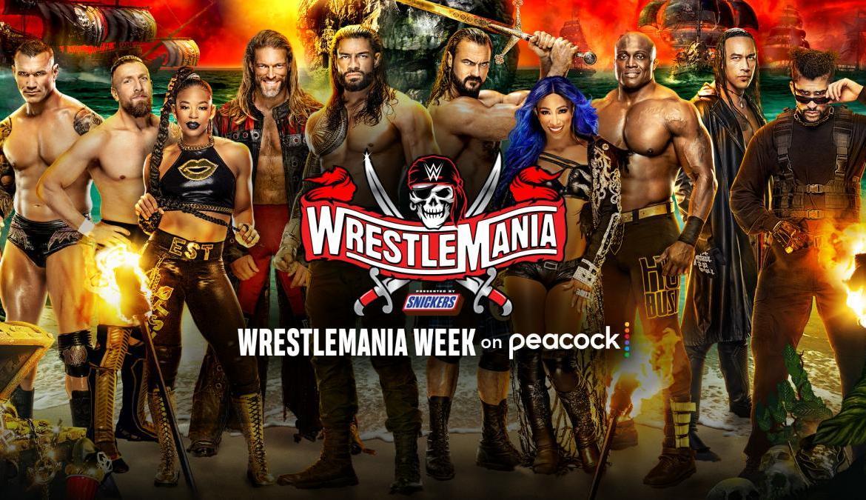 Wrestlemania 37 semana
